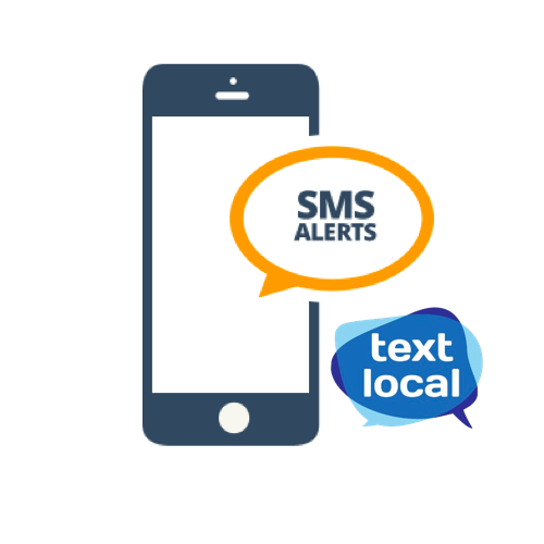 Textlocal – SMS Notifications